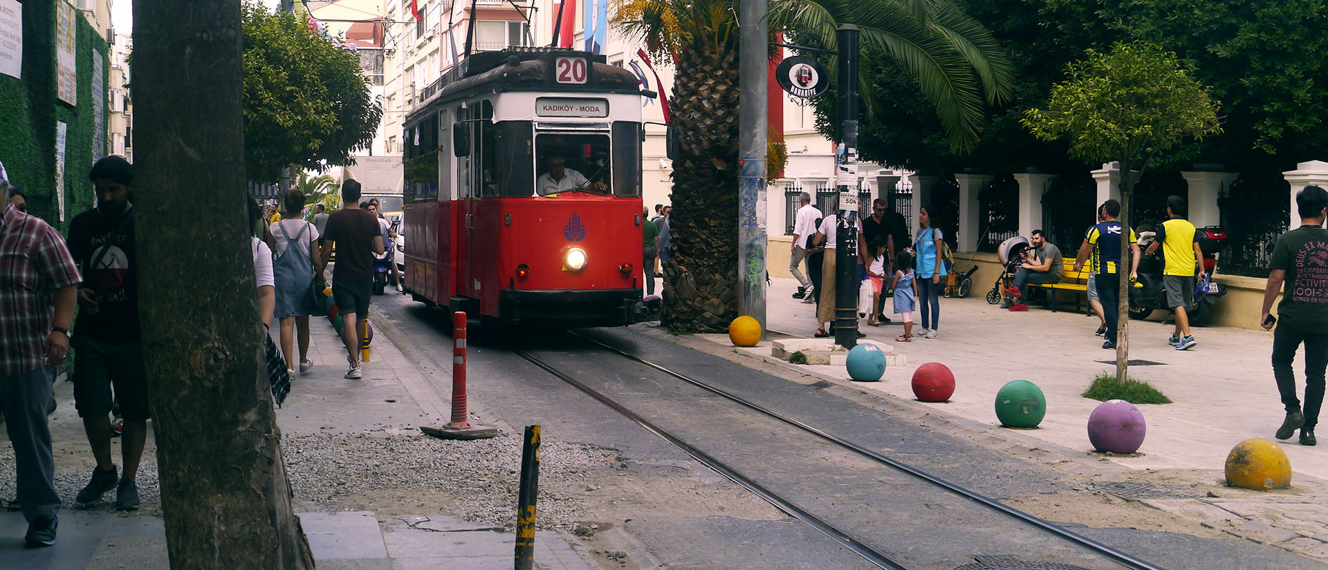 How to use Istanbul's public transportation